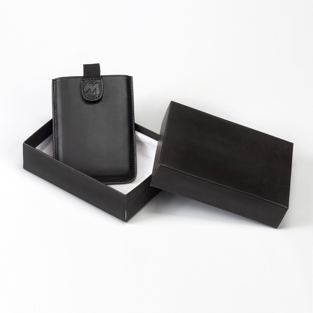 Leather business-cards holder