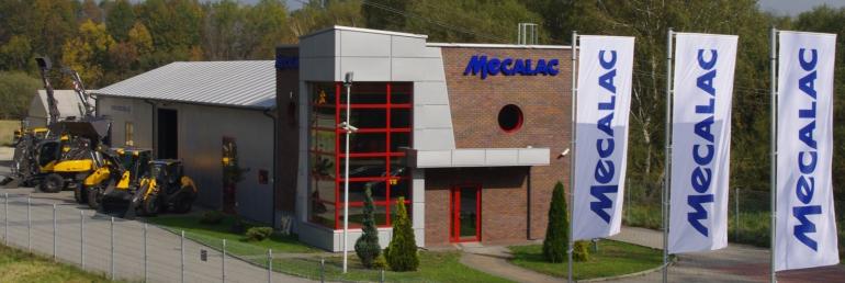 MECALAC Polska, a new subsidiary