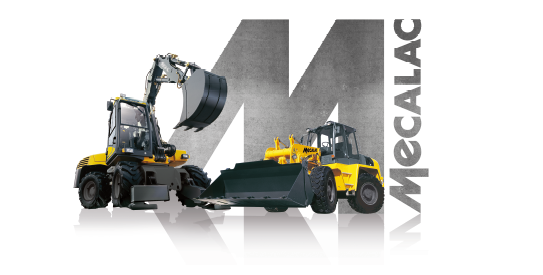 MECALAC at the DLR Convention