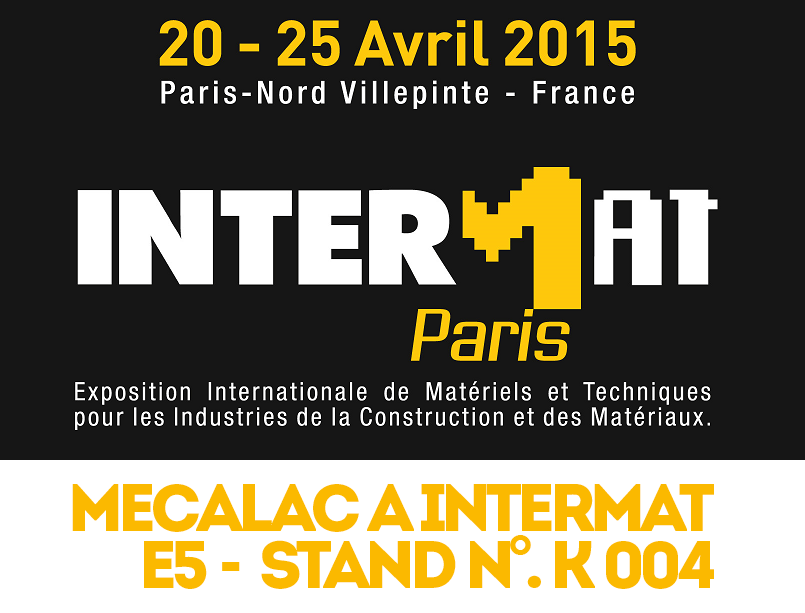 INTERMAT 2015