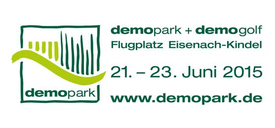 Mecalac at the demopark in Eisenach (Germany), 21 - 23 June 2015