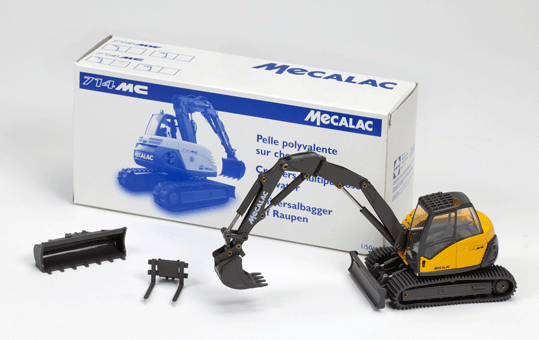 714MC scale model free