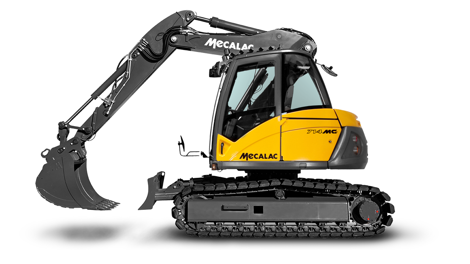 Crawler Excavator Mecalac 714mce