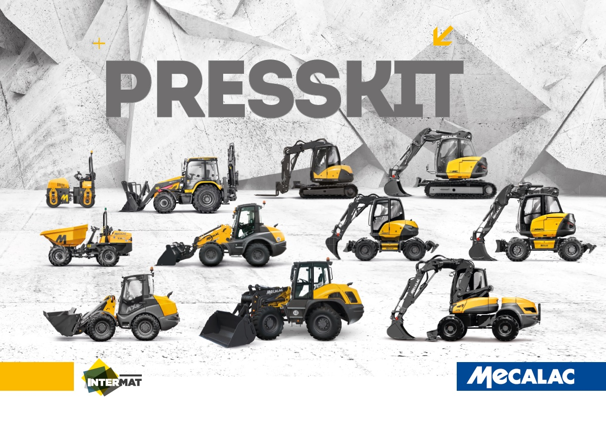 Press Kit INTERMAT 2018