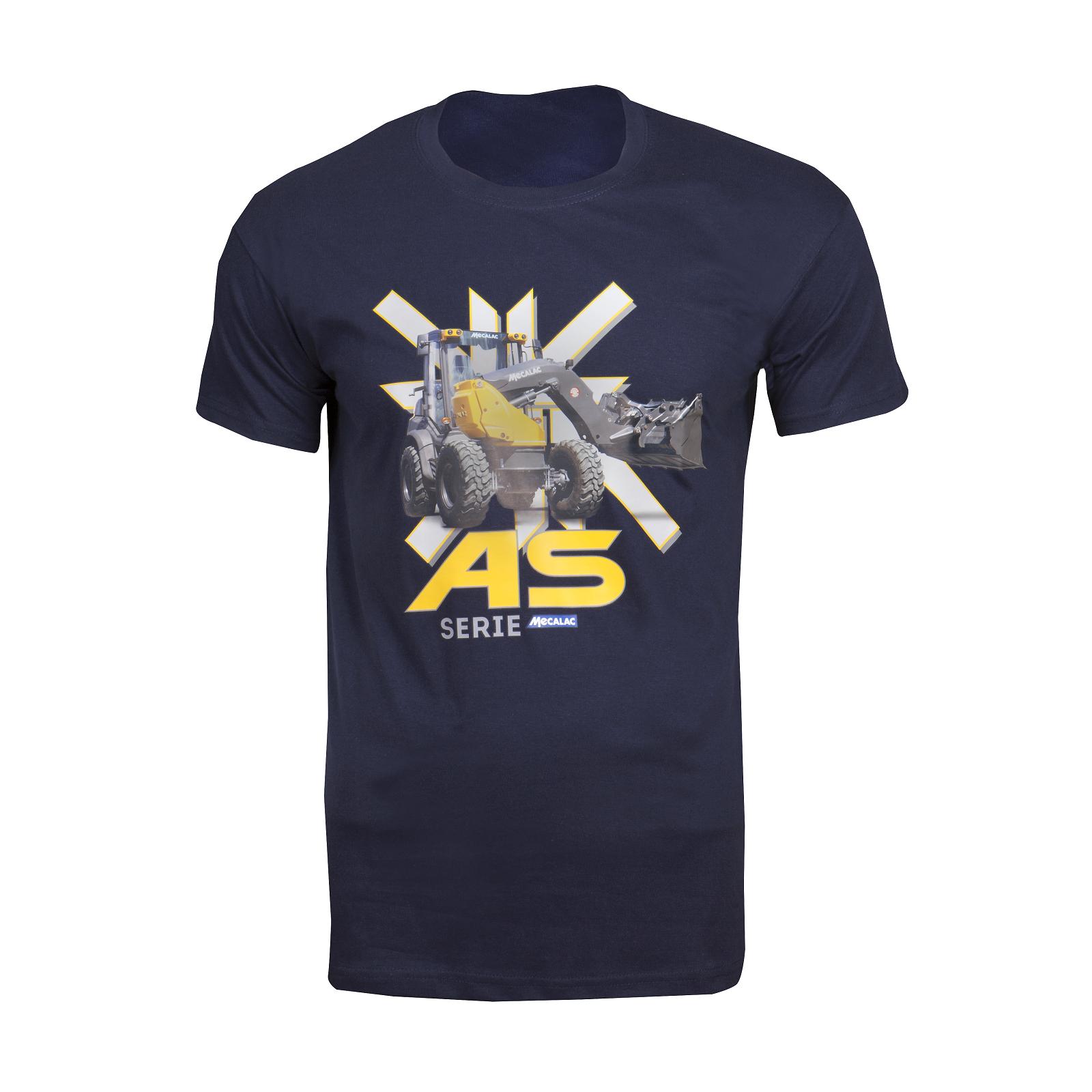 T-shirt AS bleu foncé