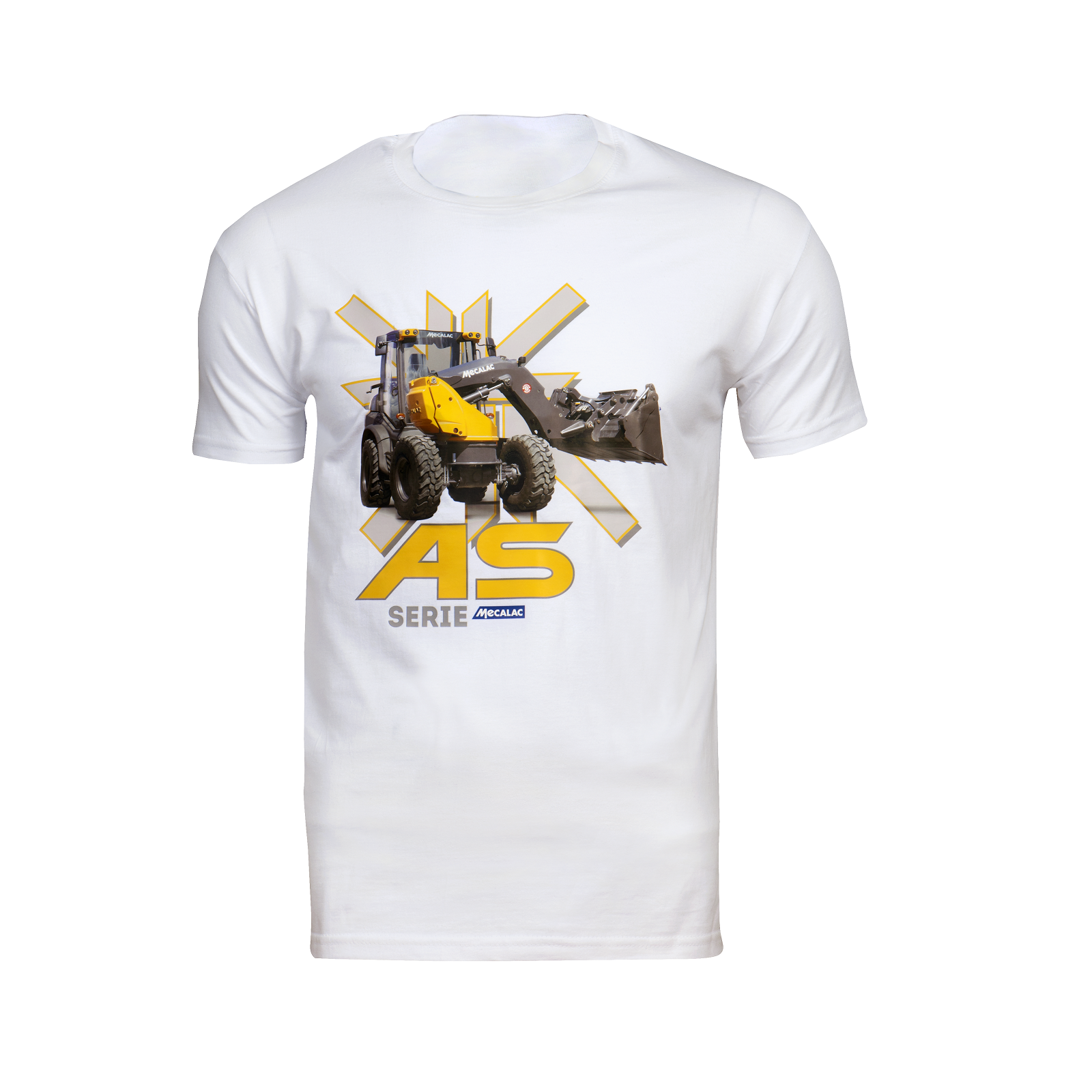 T-shirt AS blanc