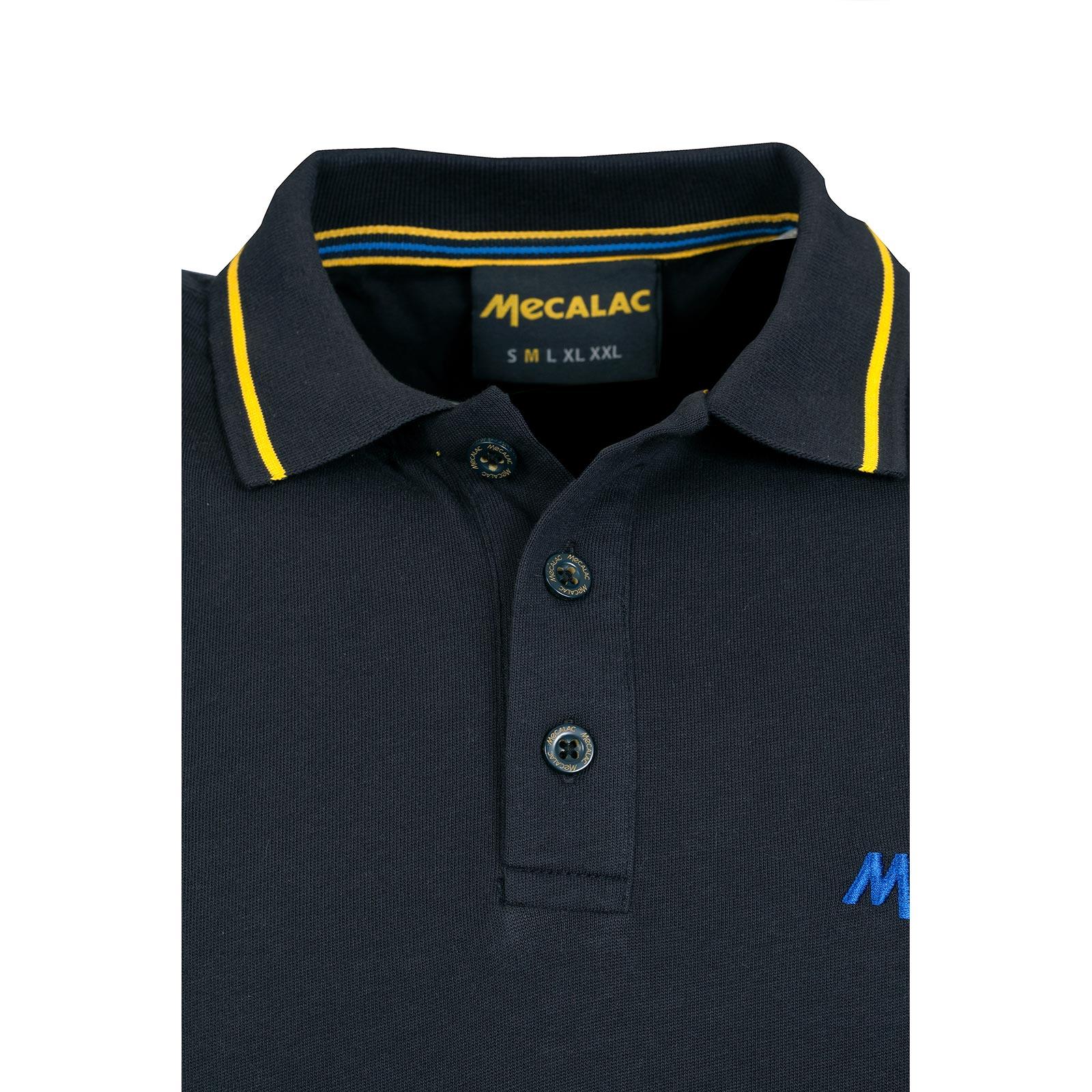 Urban short-sleeved polo