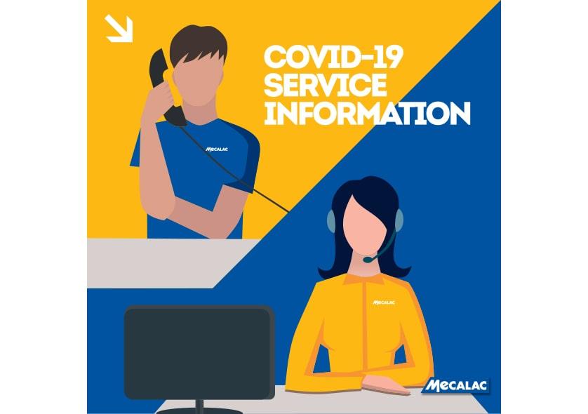 COVID-19 : INFORMATION SERVICE