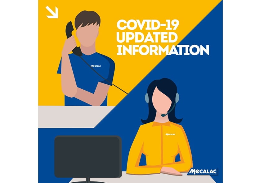 COVID-19: BUSINESS UPDATE