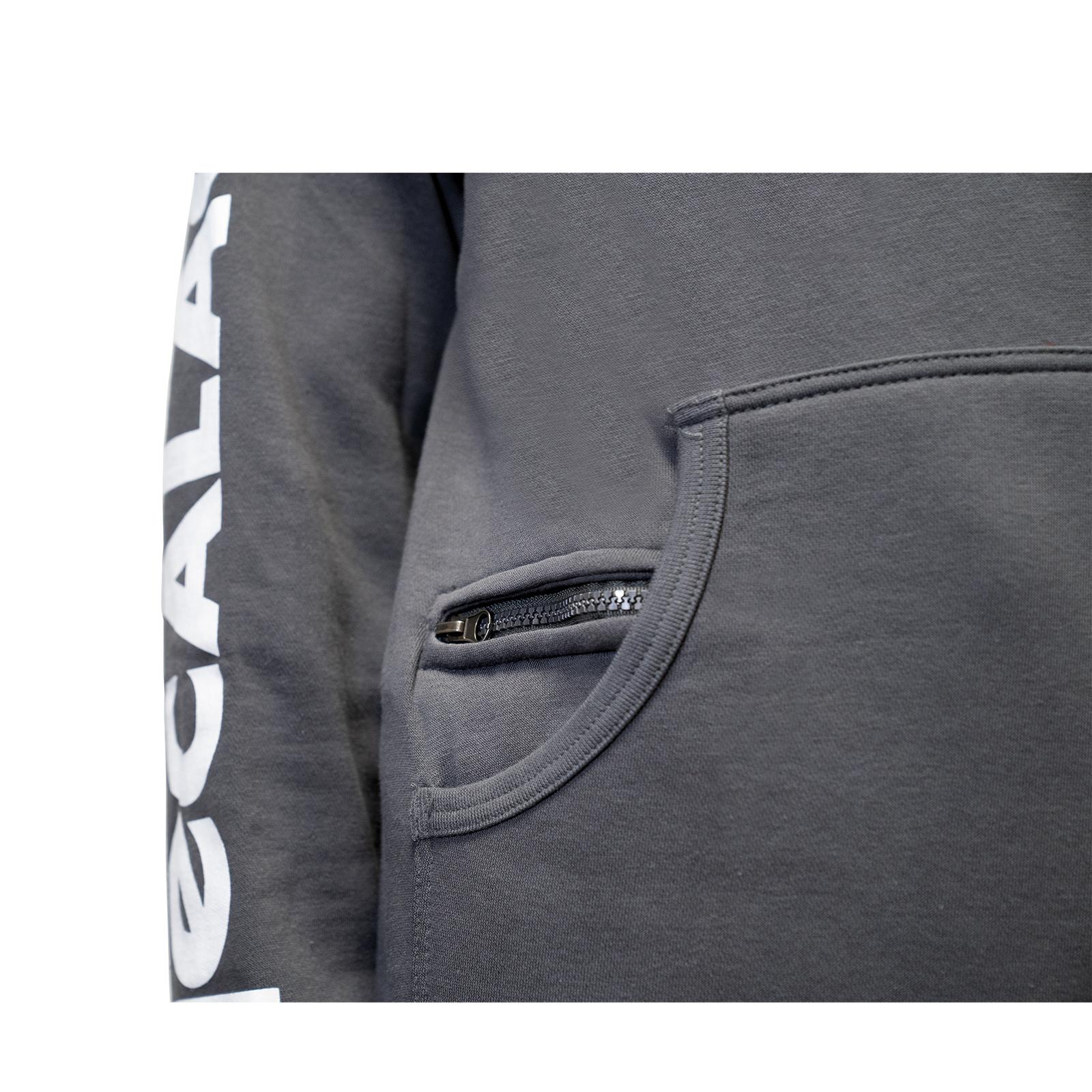 Hooded sweatshirt - grey
