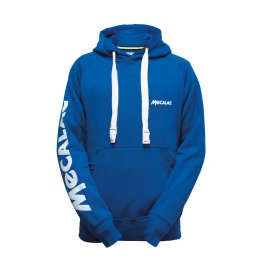 Hooded sweatshirt - blue