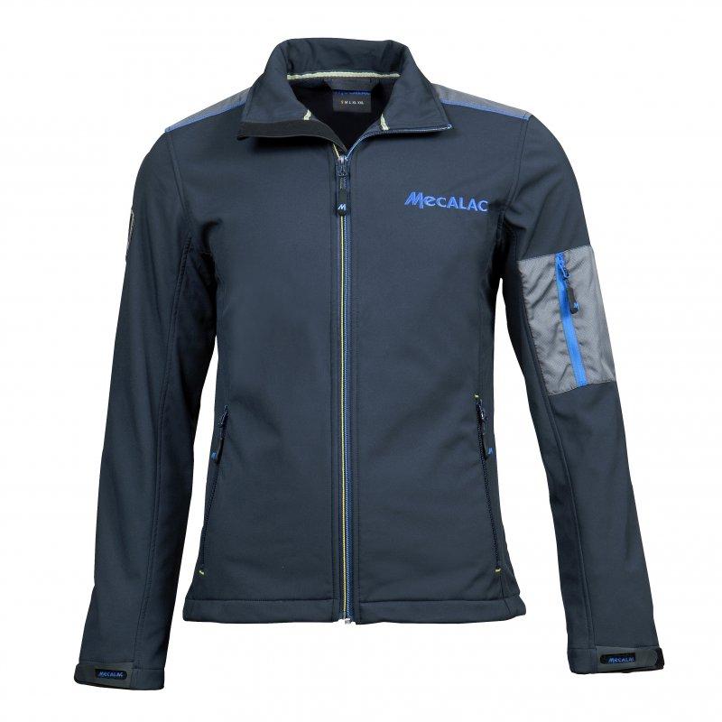 Trendy Softshell jacket